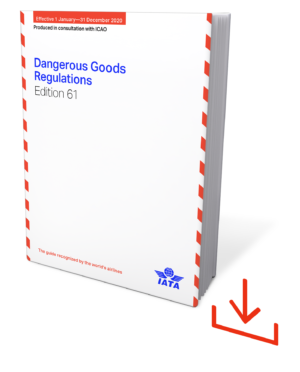IATA DGR download 2020