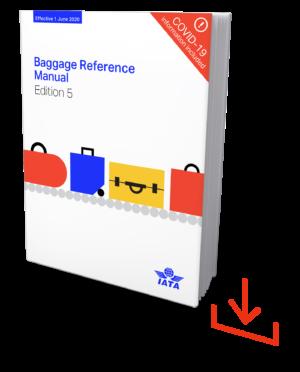 IATA Baggage Reference Manula - IATA BRM Download