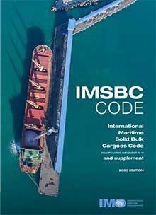 IMO IMSBC 2020