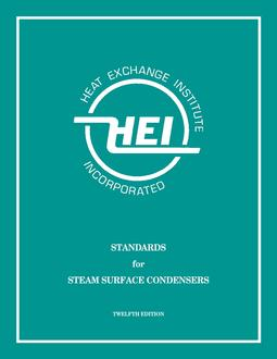 HEI Standards for Steam Surface Condensers