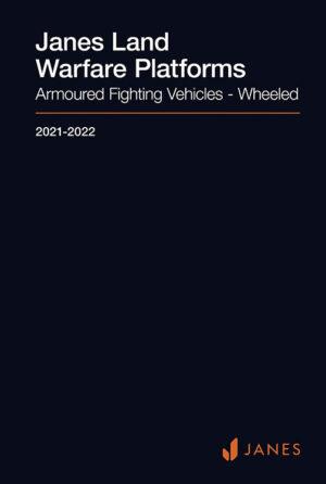 Jane's LWP AFV tracked 2021-2022