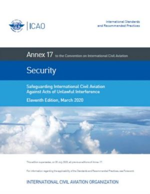 ICAO Annex 17 - Security
