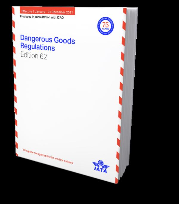 IATA Dangerous Goods Regulations 2021 – IATA DGR English