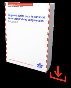 IATA DGR French Moblie
