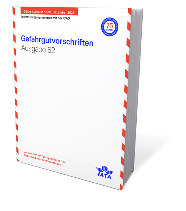 IATA Gefahrgutvorschriften _ IATA DGR German 2021