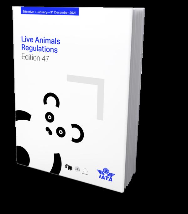 IATA Live Animals Regulations 2021 – IATA LAR