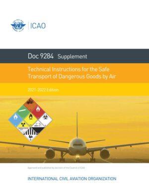 ICAO 9284SU 2021/2020