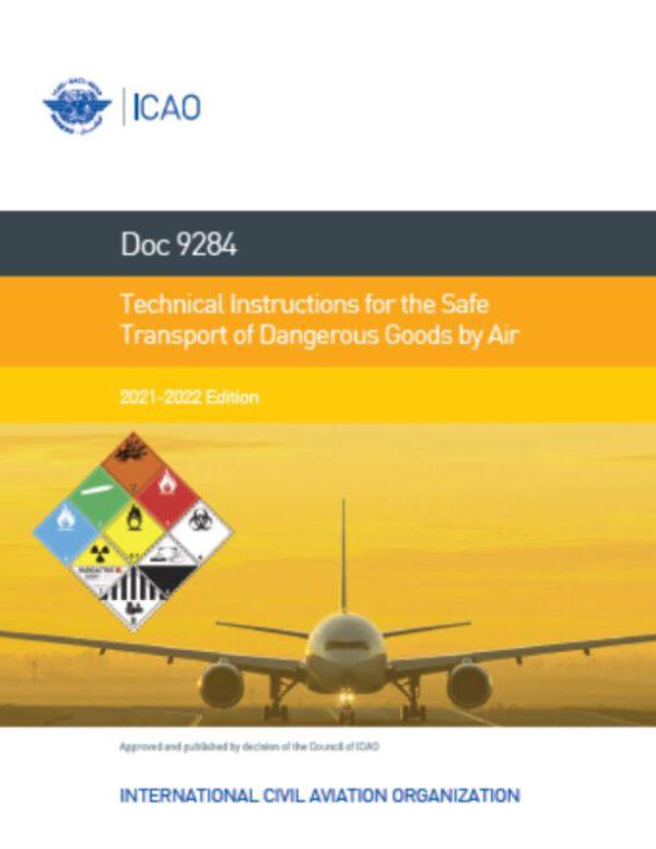 ICAO Doc 9284 2021-2022