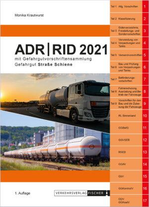 ADR/RID - mit Gefahrgutvorschriftensammlung
