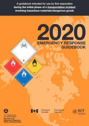 Emergency Response Guidebook (ERG): 2020