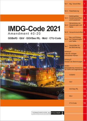 IMDG-Code Ausgabe 2021