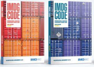 IMO IMDG Code 2020