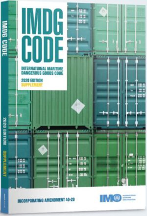 IMO IMDG Code Supplement 2020