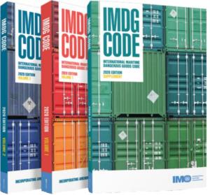 IMO IMDG Code + Supplement: