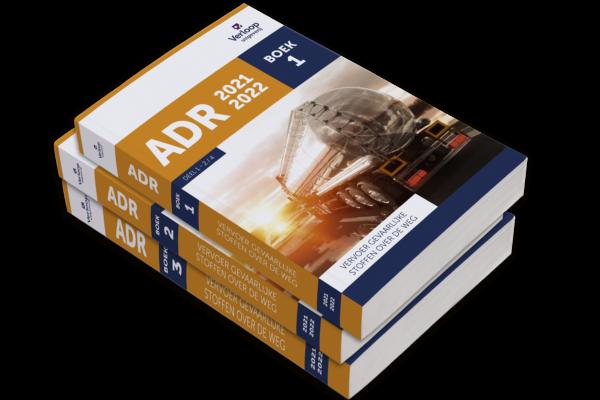 ADR Trainingsboeken 2021-2022
