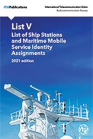 ITU List V - List of Ship Stations 2021