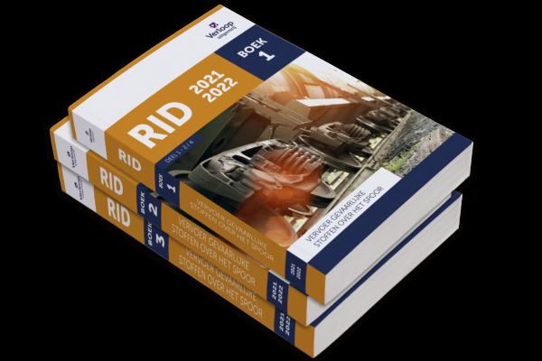 RID Trainingsboeken 2021-2022