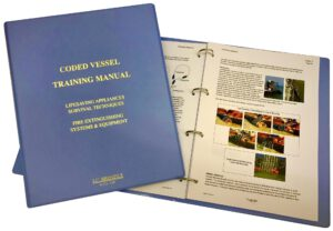 Large Coded Vessel Training Manual