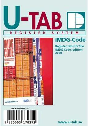 U-TABS IMO IMDG Code 2020 ed.
