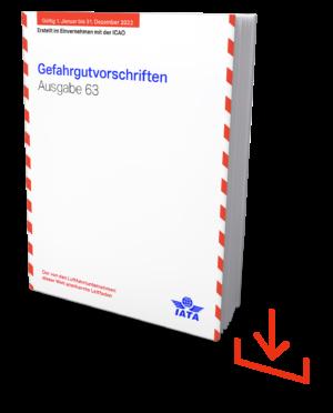 IATA DGR German web donwload 2022