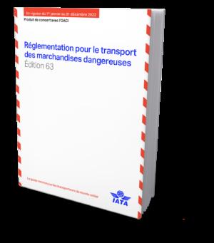 IATA DGR French 2022